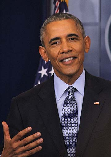 photo of President Barack Obama